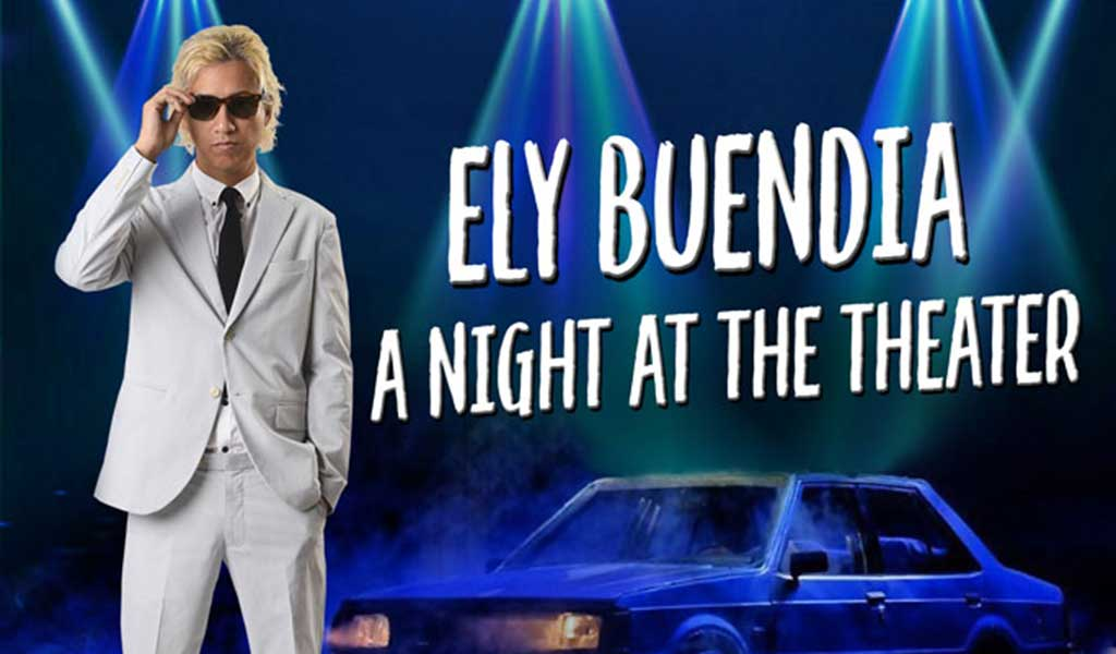 Ely Buendia at the theater Web Poster Newa